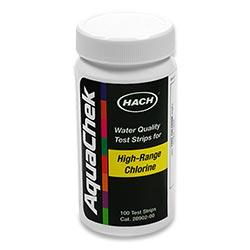 AquaChek High Range Chlorine