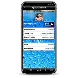 AquaChek<sup>®</sup> Smart&amp;#x2122; App